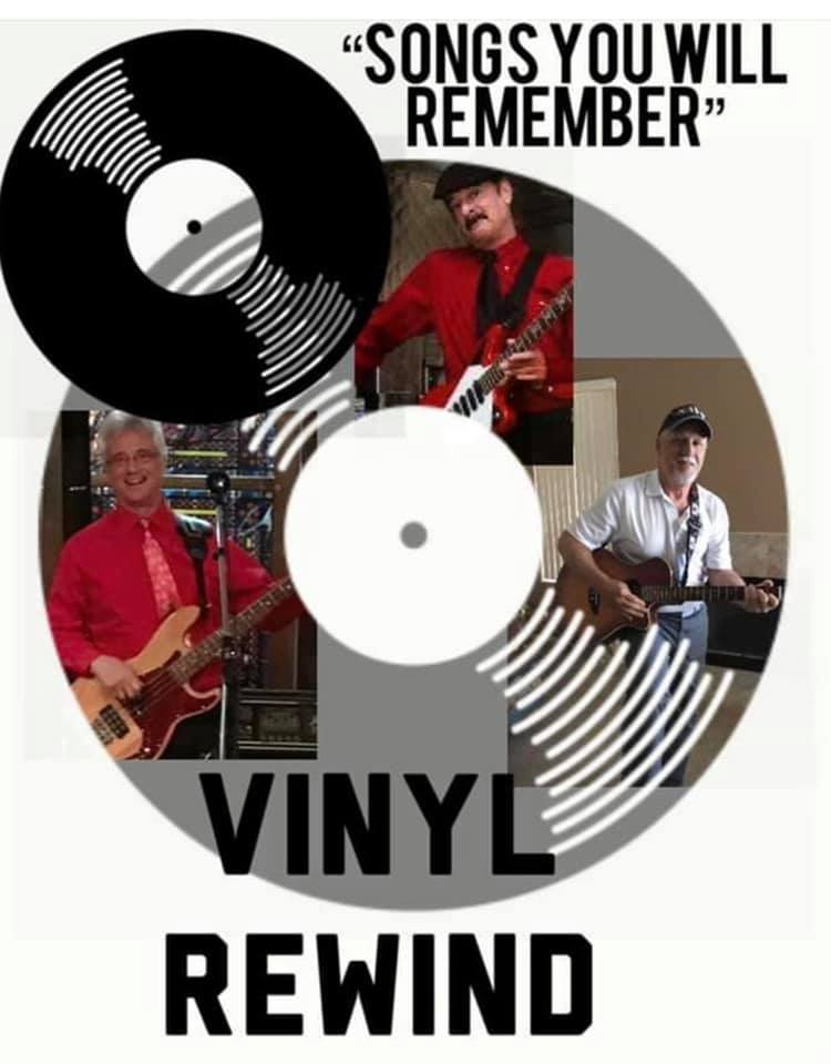 Friday July 30th 2021 Live Music With Vinyl Rewind at I and J Fountain Restaurant